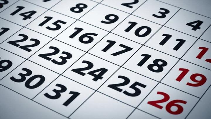 Calendario laboral Navarra - 2019