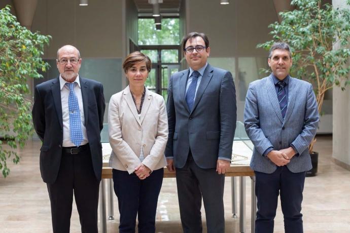 La UPNA y el Colegio de Economistas convocan el I premio al mejor trabajo fin de grado en disciplinas de ADE y Economía